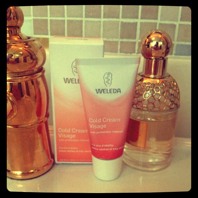 weleda calendula face cream review