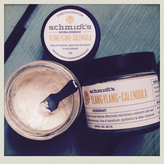 Schmidt's Ylang-Ylang and Calendula Natural Deodorant