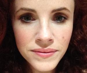 Elate Clean Cosmetics selfie